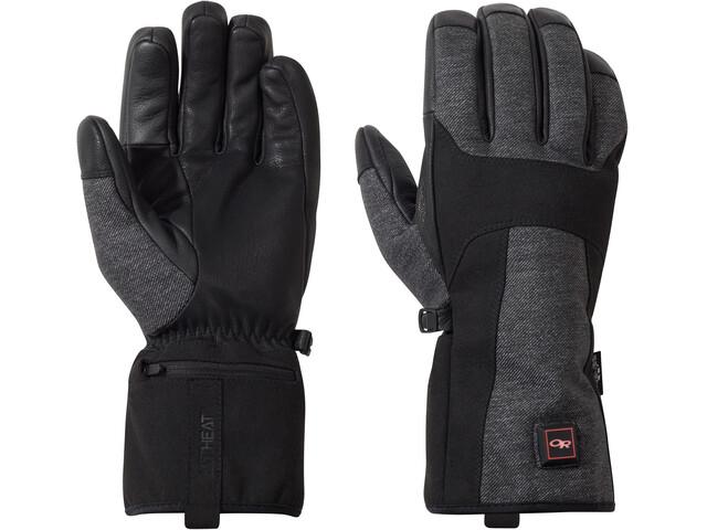 Outdoor Research Oberland Handsker grå/sort